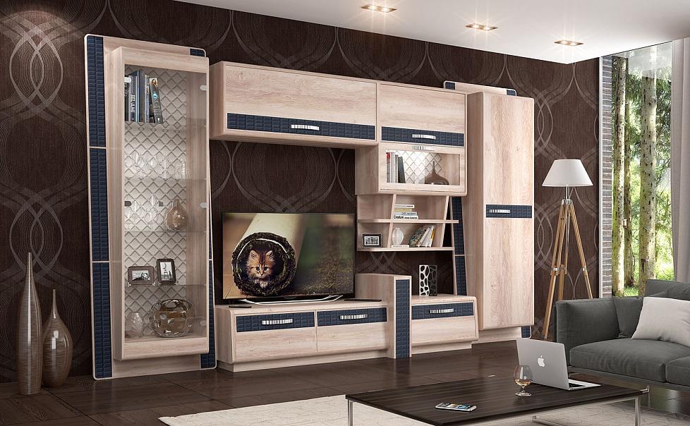 Модульная мебель для гостиной, модульные системы, стенки, горки , в Киеве недорого. . Гостиная - это одно из самых